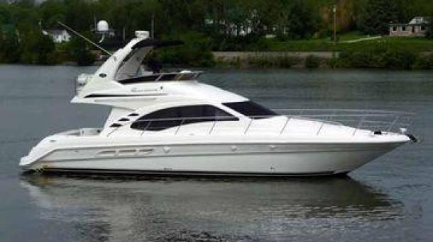 """PACO"" 44' Sea Ray"